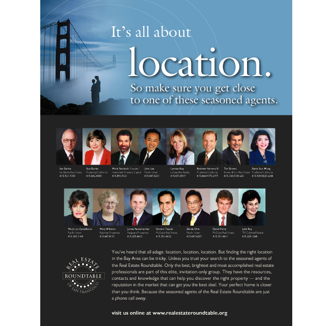 Real Estate Round Table of San Francisco