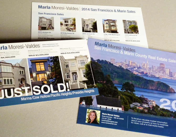 Real Estate Mailers